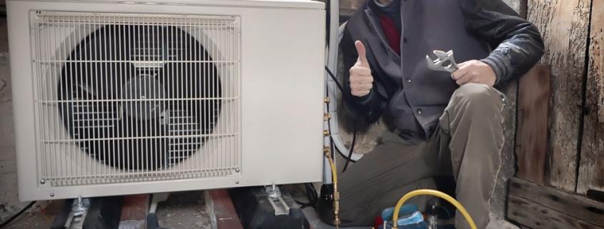 Différence entre pompe à chaleur et clim réversible