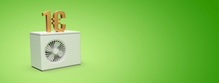 Qui peuvent bénéficier de la pompe à chaleur à 1€ ?