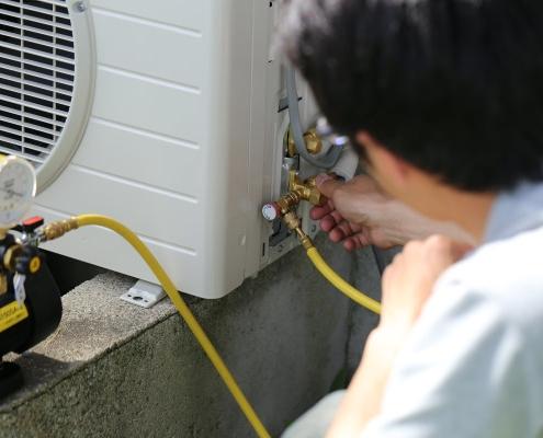 Le point sur l'entretien d'une pompe à chaleur