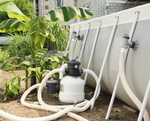 Pompe à chaleur : comment l'utiliser pour chauffer une piscine ?
