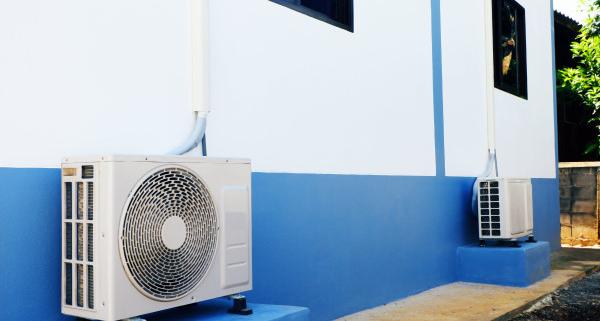 L'endroit parfait pour une pompe à chaleur